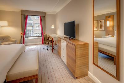 Hilton Cambridge City Centre - Laterooms