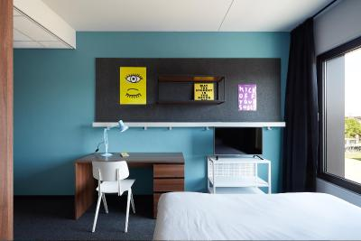 The Student Hotel Groningen - Laterooms