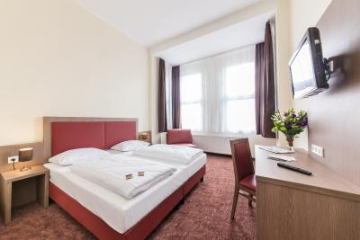Novum Hotel Maxim Düsseldorf City - Laterooms