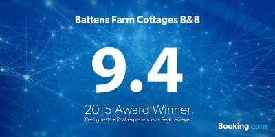 Battens Farm Cottages - B&B; and Self-Catering Accommodation - Laterooms