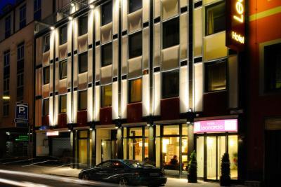 Leonardo Hotel München City Center - Laterooms