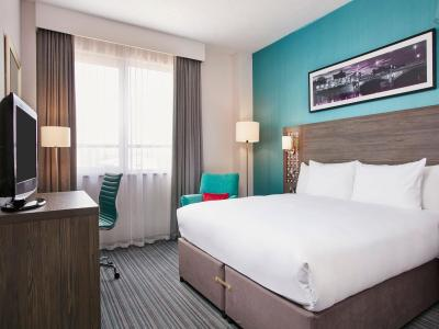 Jurys Inn Nottingham - Laterooms