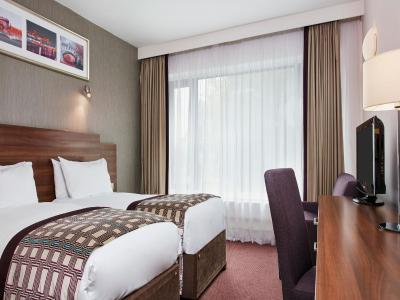 Jurys Inn Dublin Christchurch - Laterooms