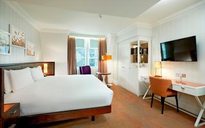 Hilton London Hyde Park hotel - Laterooms