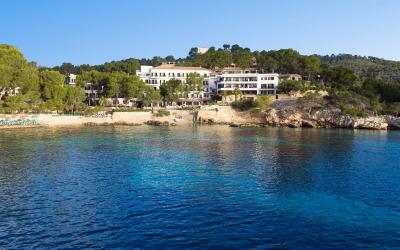 Hotel Cala Fornells - Laterooms