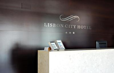 Lisbon City Hotel - Laterooms