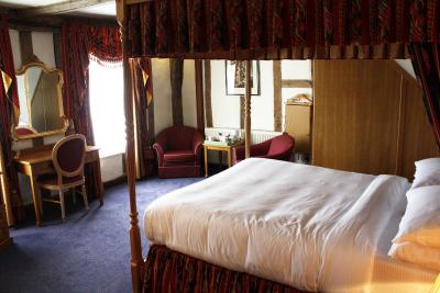 The Old Ram Coaching Inn - Laterooms