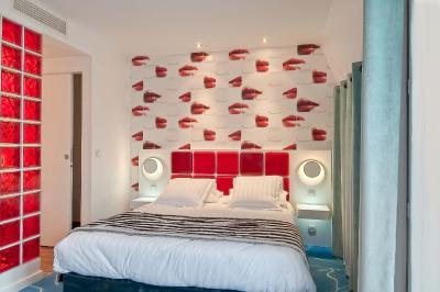 Hotel Saint Jacques - Laterooms