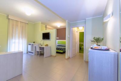 Hotel Residence Ulivi e Palme - Laterooms