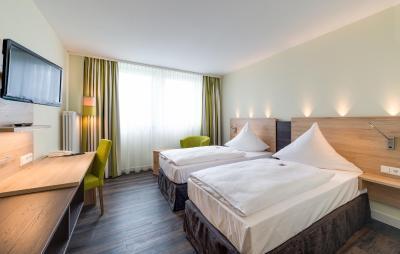 NOVINA HOTEL Wöhrdersee Nürnberg City - Laterooms