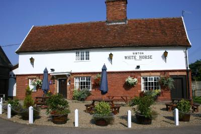 Sibton White Horse Inn - Laterooms