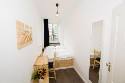 MAC City Hostel - Laterooms