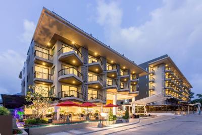 The Charm Resort Phuket - Laterooms