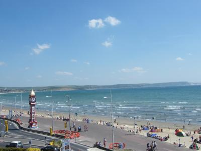 Weymouth Beach B&B; - Laterooms