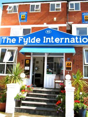 The Fylde International - Laterooms