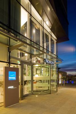 Novotel London Paddington - Laterooms