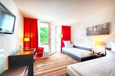 Leonardo Hotel München City West - Laterooms