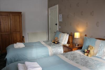 The Europa Guesthouse - Laterooms