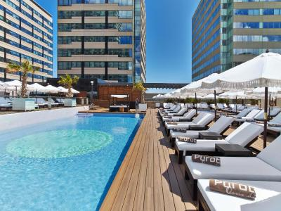 Hilton Diagonal Mar Barcelona - Laterooms