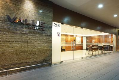 Value Hotel Balestier - Laterooms