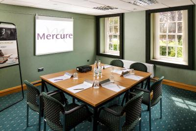Mercure Bolton Georgian House Hotel - Laterooms