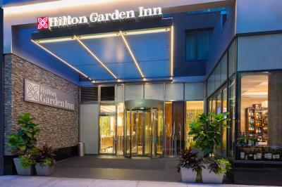 Hilton Garden Inn New York/Central Park South-Midtown West - Laterooms