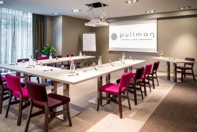 Pullman Munich - Laterooms