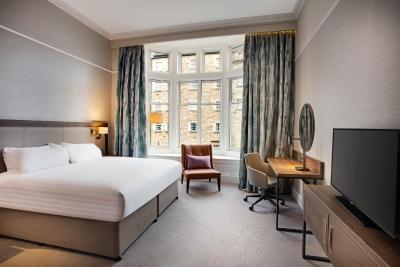 Hilton Edinburgh Carlton - Laterooms