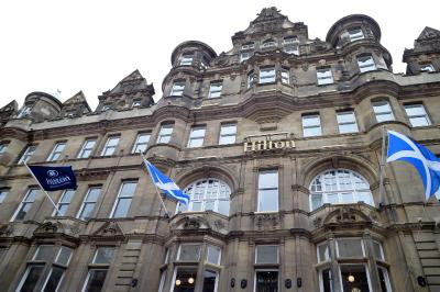 Hilton Edinburgh Carlton - Laterooms
