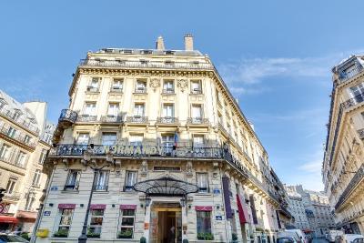 Normandy Hôtel - Laterooms