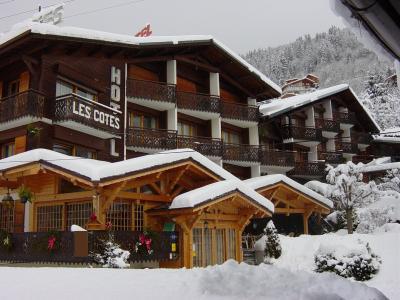 Hôtel Loisirs Les Côtes, Résidence et Chalets - Laterooms