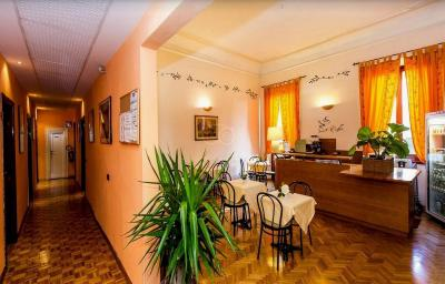 Hotel Leopolda - Laterooms