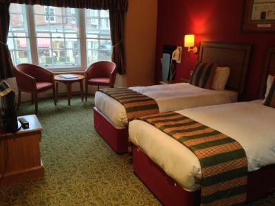 The Catherine Wheel- a JD Wetherspoon Hotel - Laterooms