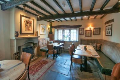 The Fleece Inn - Laterooms
