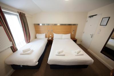 Belgrave Hotel - Laterooms