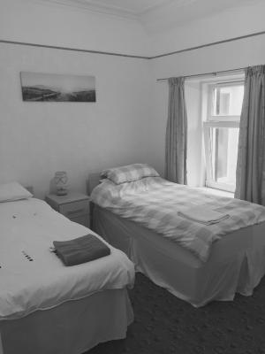Grant Arms Hotel - Laterooms