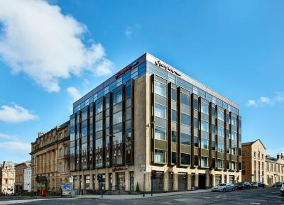 Hampton by Hilton Glasgow Central - Laterooms