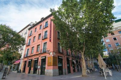 Petit Palace Plaza Del Carmen Square - Laterooms