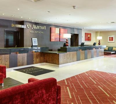 Peterborough Marriott Hotel - Laterooms