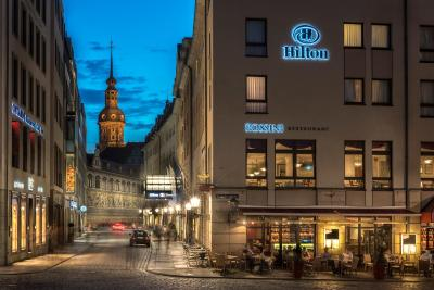 Hilton Dresden - Laterooms