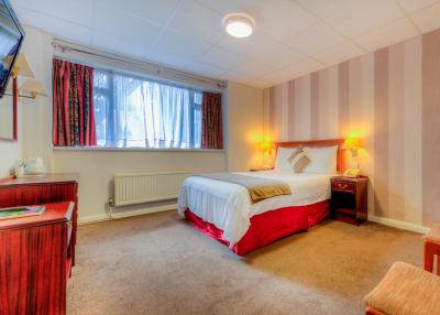 Comfort Inn City Centre Birmingham - Laterooms