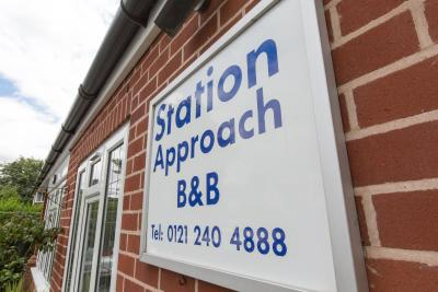 Station Approach B&B; - Laterooms