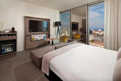 The Level At Melia Barcelona Sky - Laterooms