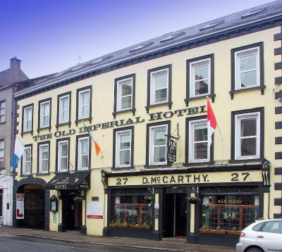 The Old Imperial Hotel Youghal - Laterooms