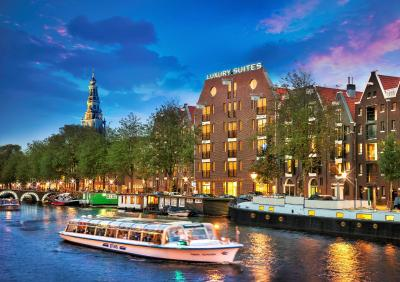 Luxury Suites Amsterdam - Laterooms