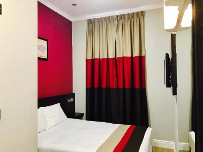 Royal Cambridge Hotel - Laterooms
