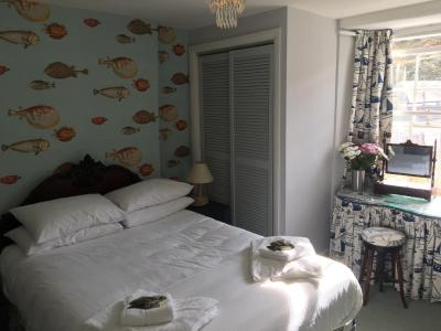 Port Gaverne Hotel - Laterooms