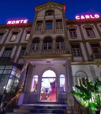 Hotel Monte Carlo - Laterooms