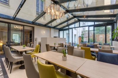 Hotel Jardin De Villiers - Laterooms