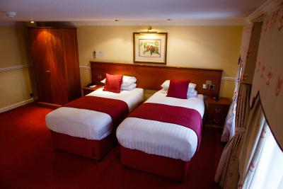 BEST WESTERN George Hotel - Laterooms